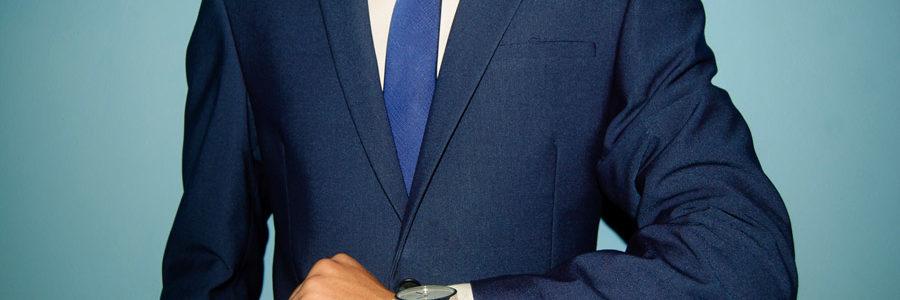男性の衣装