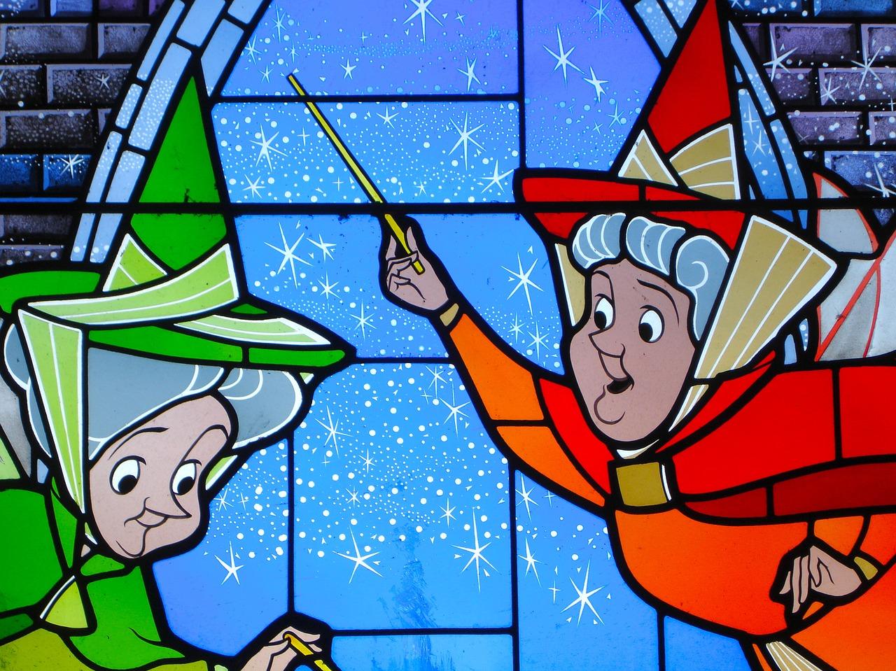 ディズニーの魔法