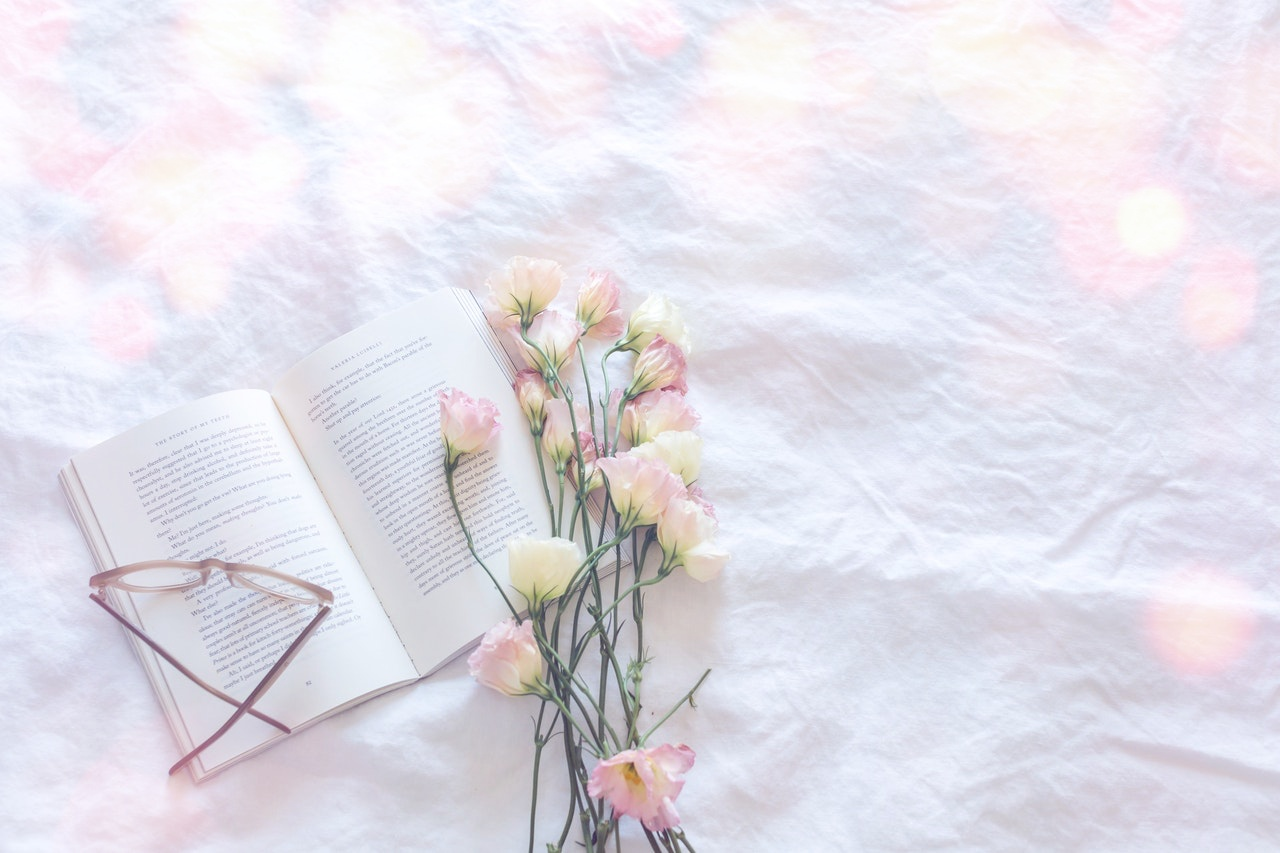 本から溢れる