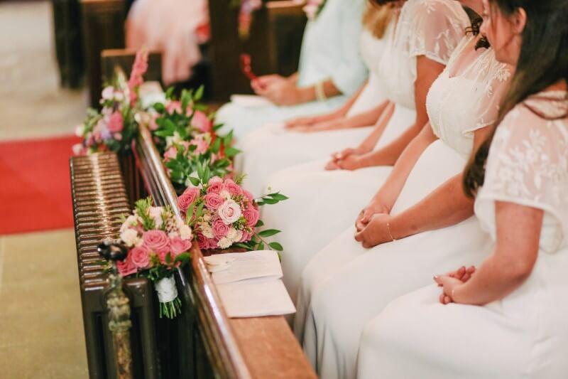 結婚式参列